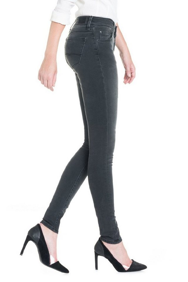 salsa jeans Jean »Comfort/ Slim Colette« in Black