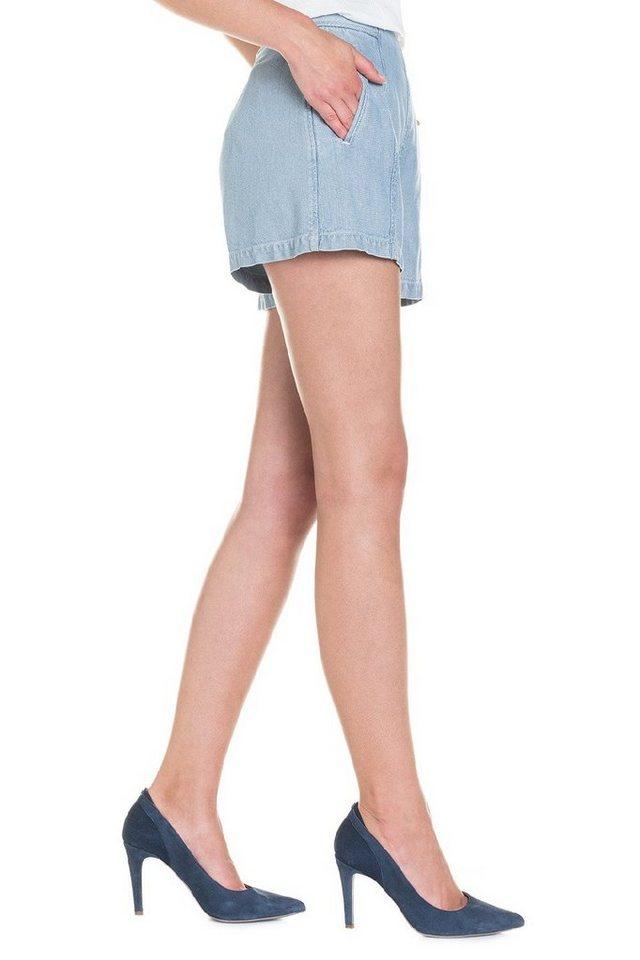 salsa jeans Kurze Hose »Shorts« in Blue
