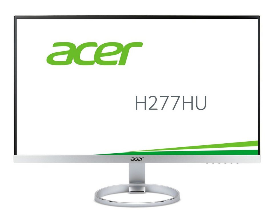 "ACER H277HUsmipuz »69 cm (27"") WQHD Display« in silber"