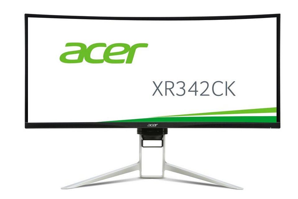 "ACER XR342CKbmijpphz »86 cm (34"") UltraWide QHD Display« in schwarz"