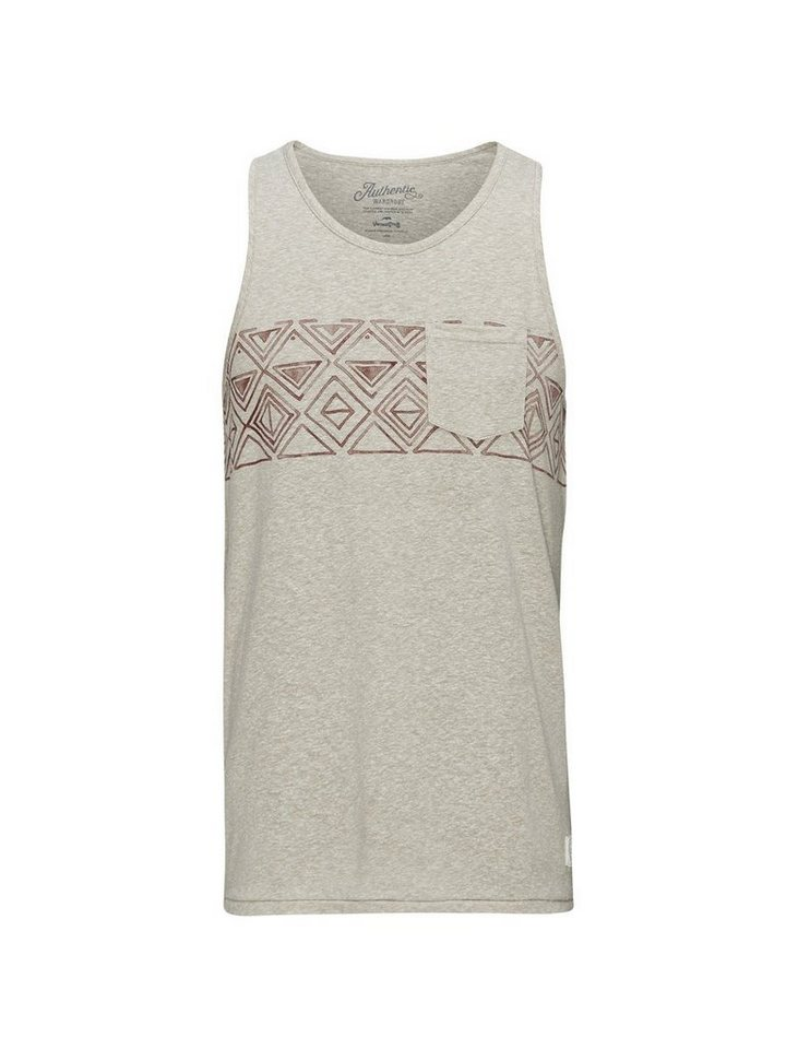 Jack & Jones Bedrucktes Tank Top in Laurel Oak