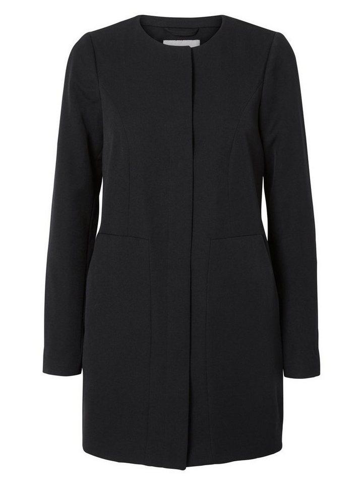 Vero Moda Übergangs Jacke in Black