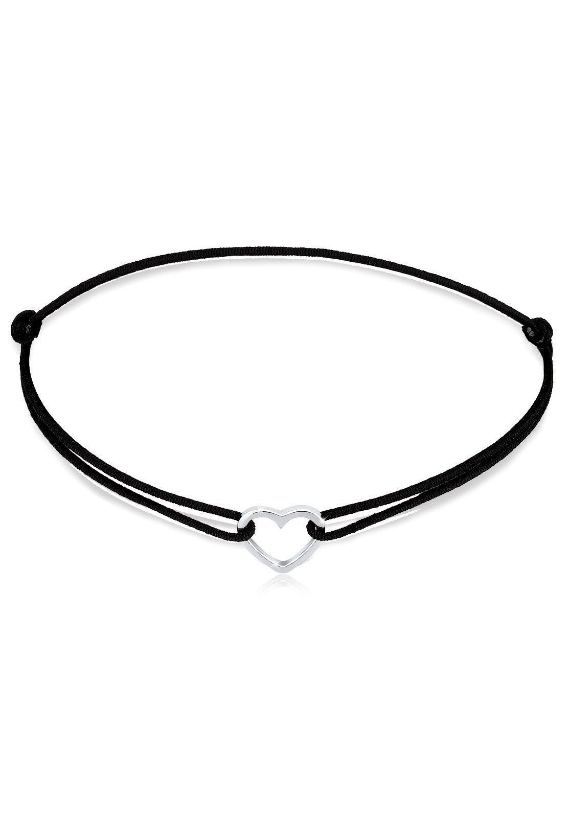 Elli Armband »Herz Silber«