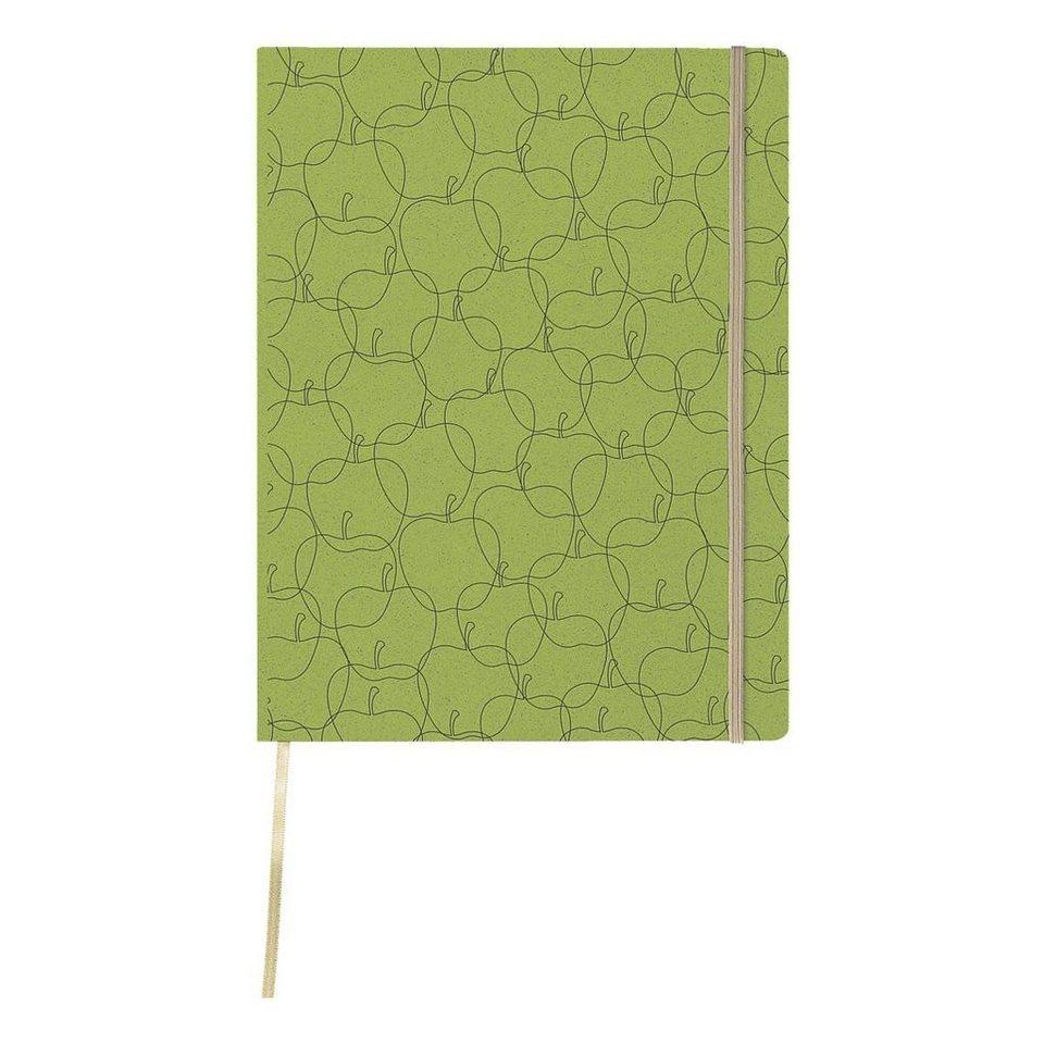 APPEEL Notizbuch in grün