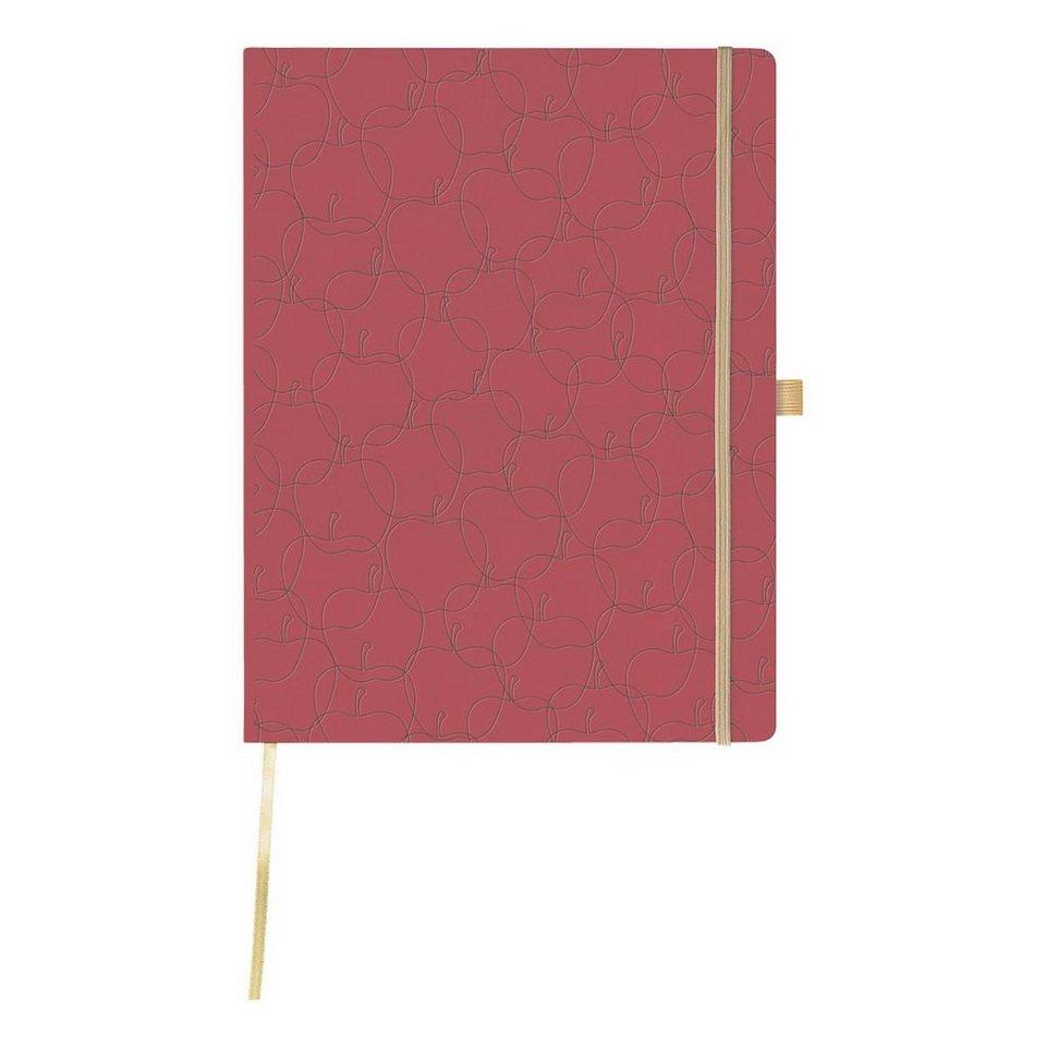 APPEEL Notizbuch in rot