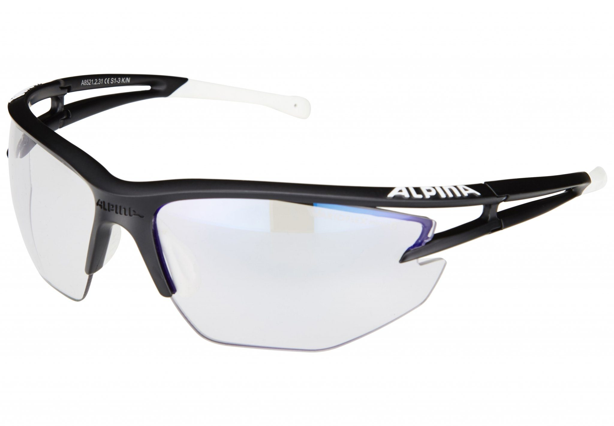Alpina Radsportbrille »Eye-5 HR VLM+«