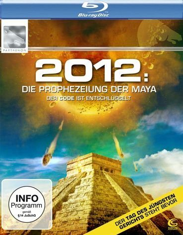 Blu-ray »2012 - Die Prophezeiung der Maya«