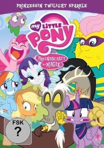 DVD »My Little Pony - Freundschaft ist Magie: 4....«
