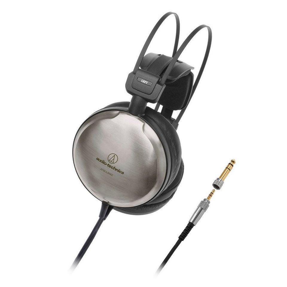 Audio-Technica HiFi-Kopfhörer »ATH-A2000Z« in silber