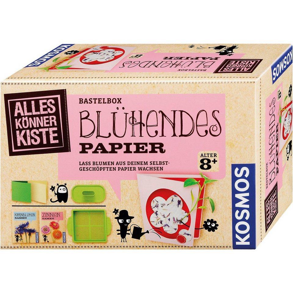 Kosmos Bastelbox Blühendes Papier online kaufen