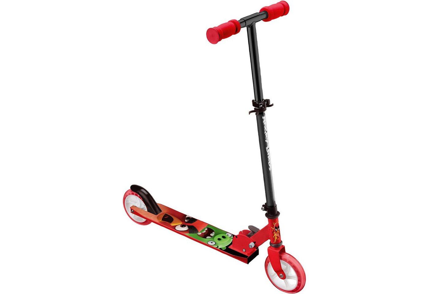 Stamp Angry Birds Scooter, klappbar Sale Angebote Lieskau
