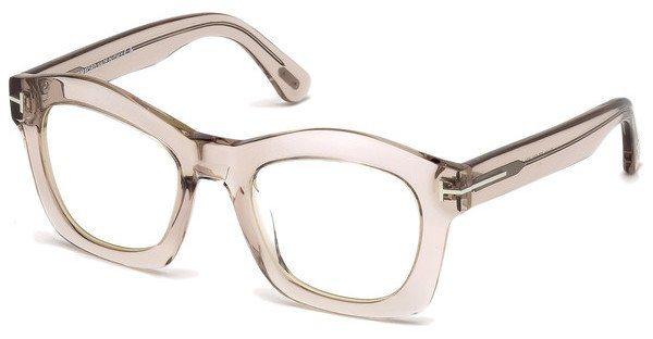 Tom Ford Damen Sonnenbrille »Greta FT0431« in 074 - rosa