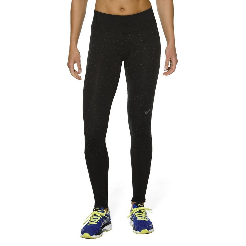 Asics Jogginghose »Lite-show Tight Women« in schwarz