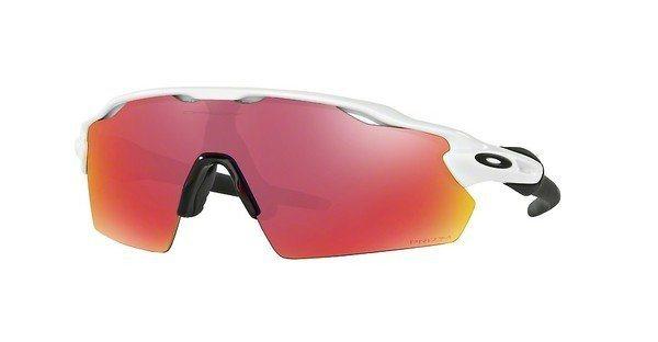 Oakley Herren Sonnenbrille »RADAR EV PITCH OO9211« in 921111 - weiß/rot
