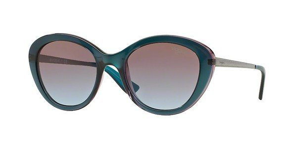 Vogue Damen Sonnenbrille » VO2870S« in 226748 - grün/braun