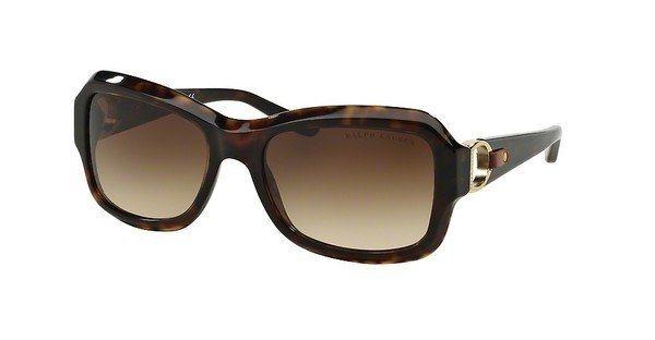 Ralph Lauren Damen Sonnenbrille » RL8107Q« in 500313 - braun/braun
