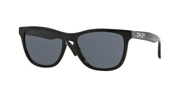 Oakley Herren Sonnenbrille »FROGSKINS LX OO2043« in 204301 - schwarz/grau