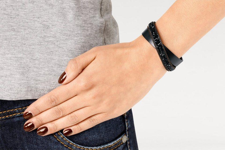 Armband in schwarz
