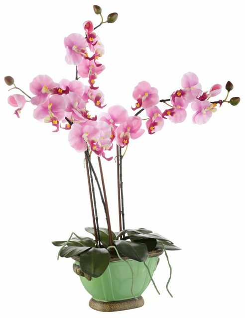 Kunstpflanze »Orchidee«| Home affaire| Höhe 60 cm | Dekoration > Dekopflanzen > Kunstpflanzen | home affaire