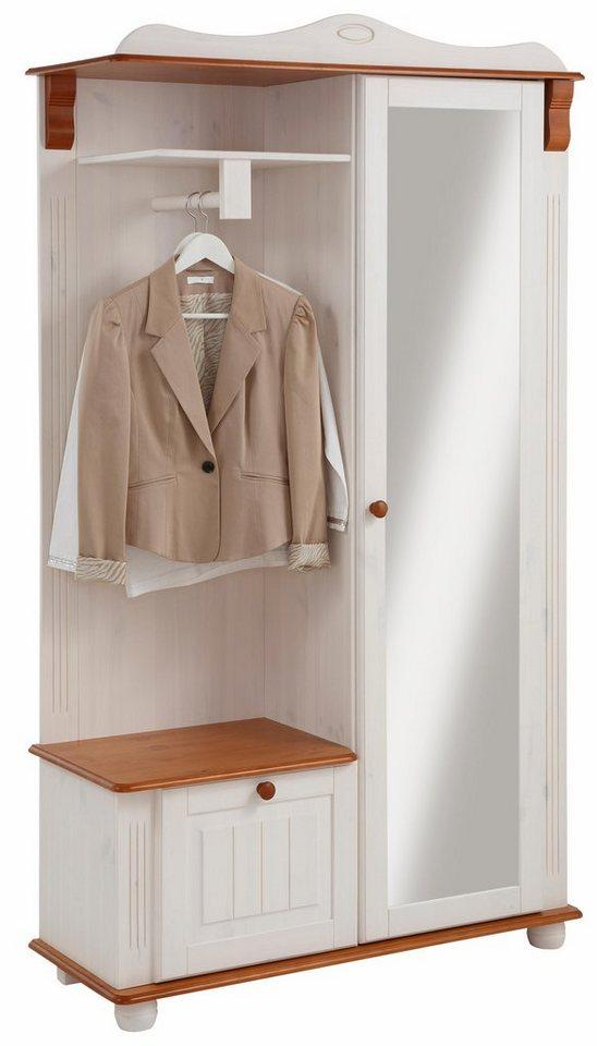 Garderobe kirschbaum preisvergleiche erfahrungsberichte for Suche garderobe