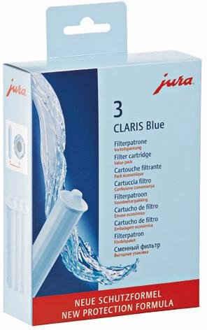 JURA Wasserfilter CLARIS Blue, 3er-Set