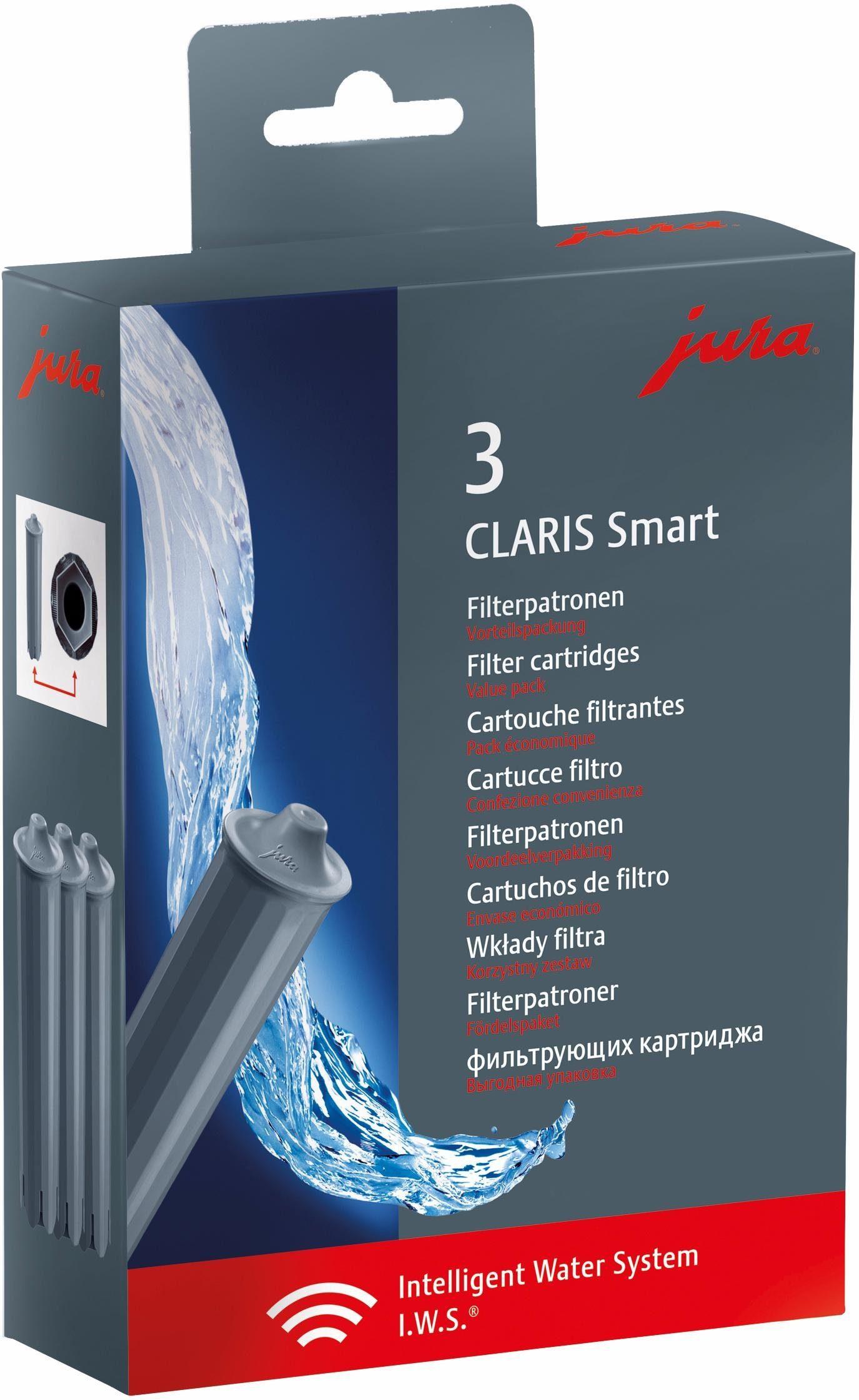 Jura »CLARIS Smart« Wasserfilter (3er-Set)