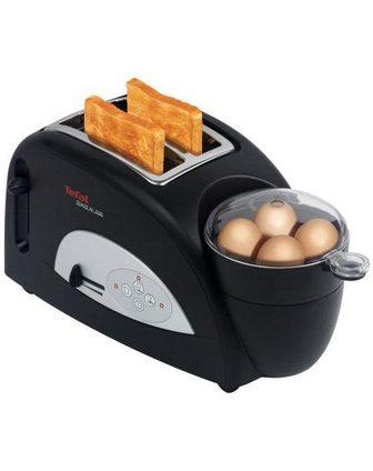 TEFAL Tosteris du viename »Toast n'Egg TT550...