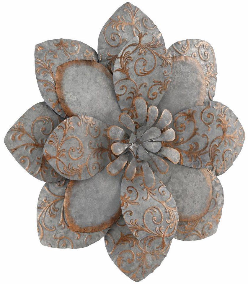 Home affaire Wanddekoration »Blume«