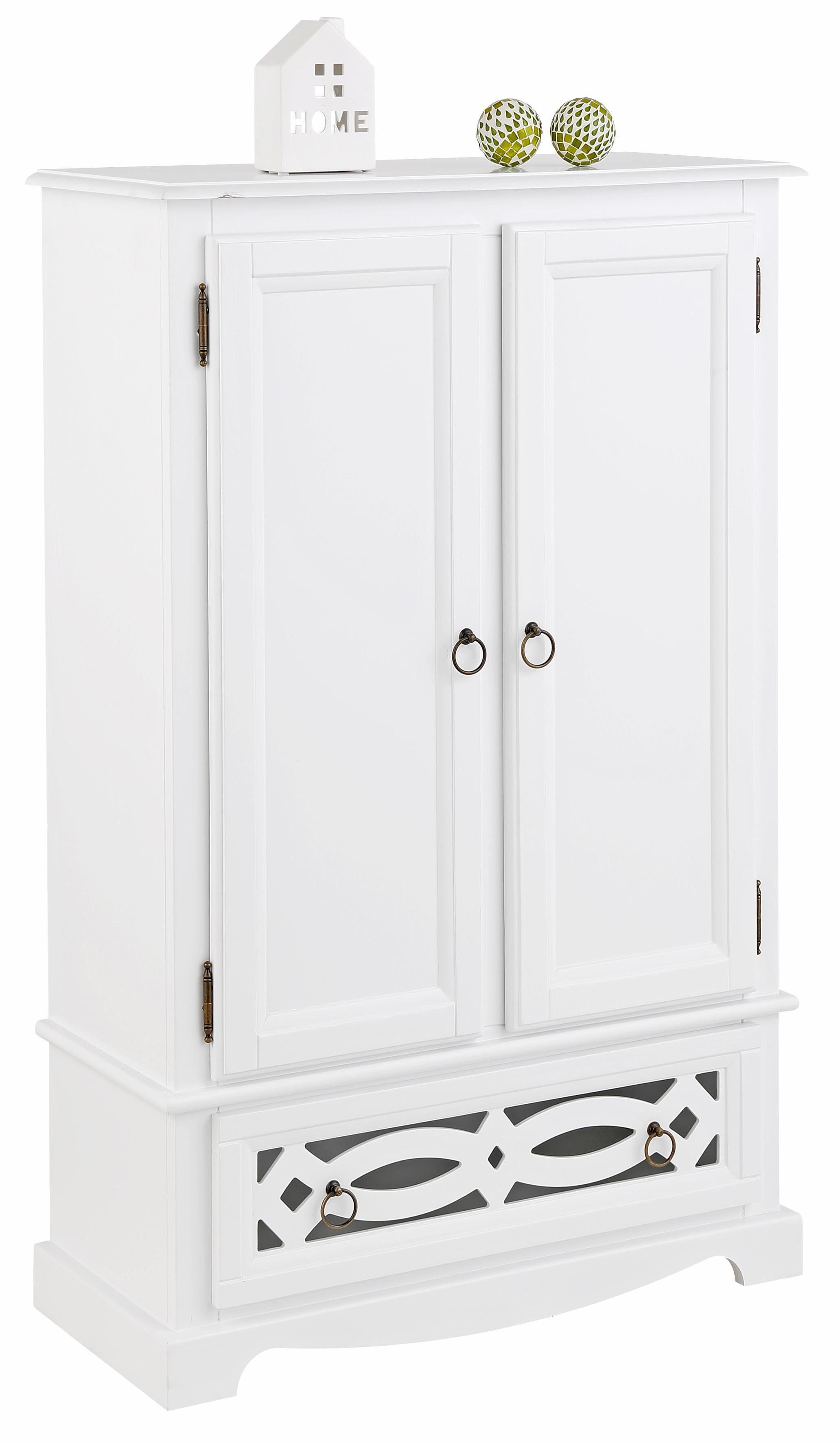 Home affaire Vertiko »Elegant«, Breite 80 cm
