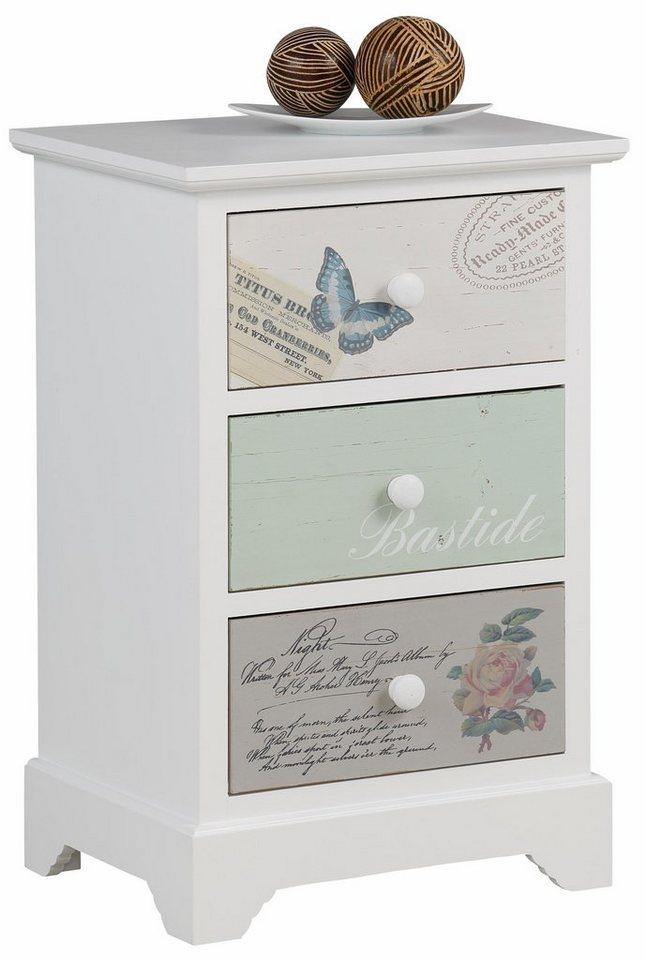 home affaire kommode romatik pastell in 3 gr en online kaufen otto. Black Bedroom Furniture Sets. Home Design Ideas