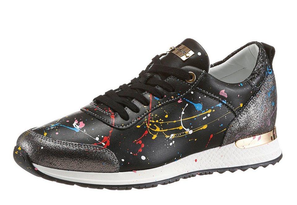 NOCLAIM Sneaker im aufwendigen Design in schwarz-multi