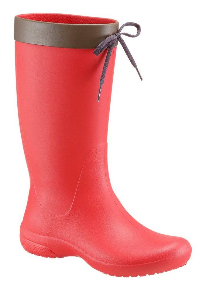 crocs freesail rain boot gummistiefel superleichtes modell online kaufen otto. Black Bedroom Furniture Sets. Home Design Ideas