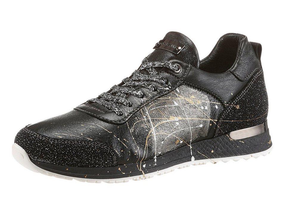 NOCLAIM Sneaker in schwarz-multi