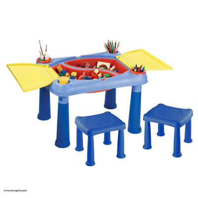 Keter Kreativer Spieltisch mit 2 Hockern »M675« Sale Angebote Koppatz