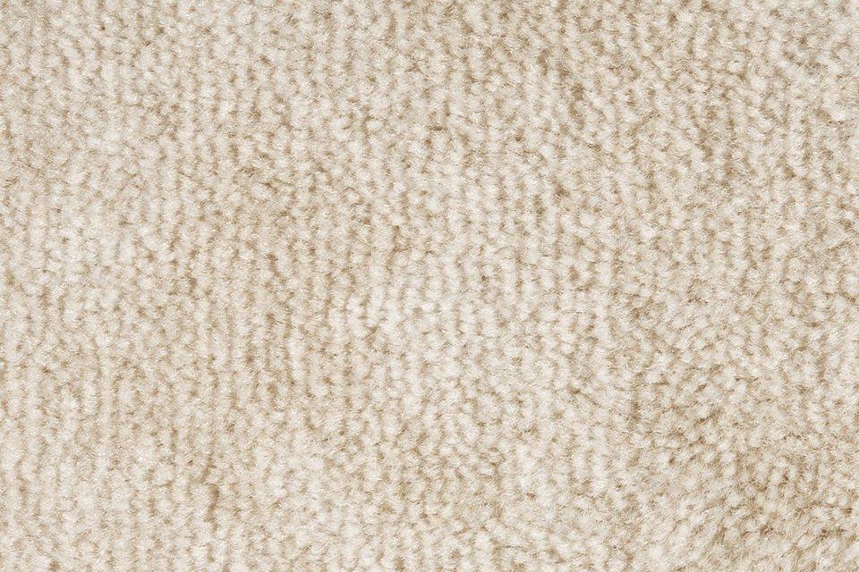 Teppichboden »Janne«, Breite 500 cm in wollweiß