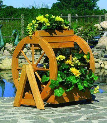 Pflanzkasten »Blumenrad«