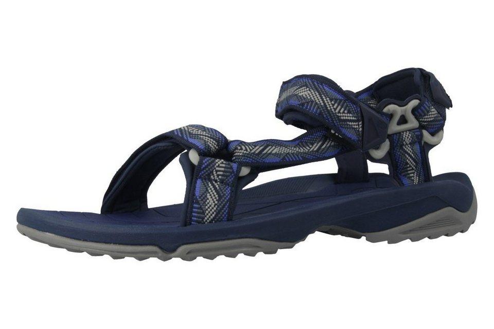 Teva Sandalen in Blau