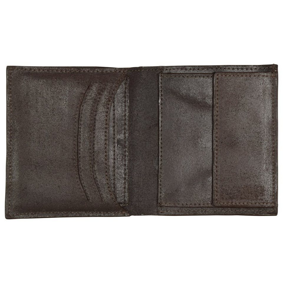Wenger Foggy Geldbörse Leder 10 cm in brown