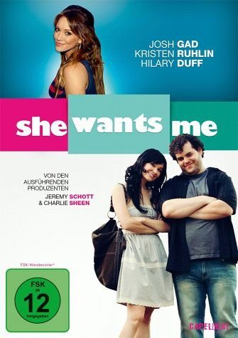 DVD »She Wants Me«