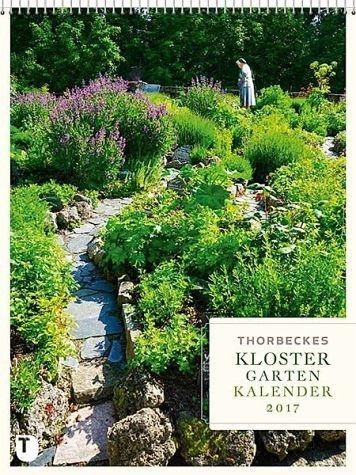 Kalender »Thorbeckes Klostergartenkalender 2017«