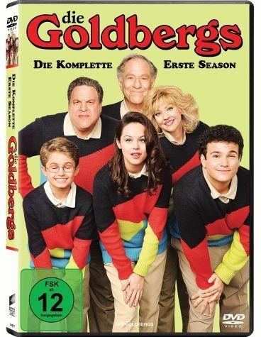 DVD »Die Goldbergs - Die komplette erste Season«