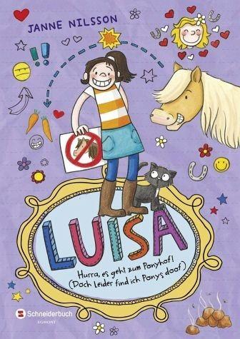 Gebundenes Buch »Hurra, es geht zum Ponyhof! (Doch leider find...«
