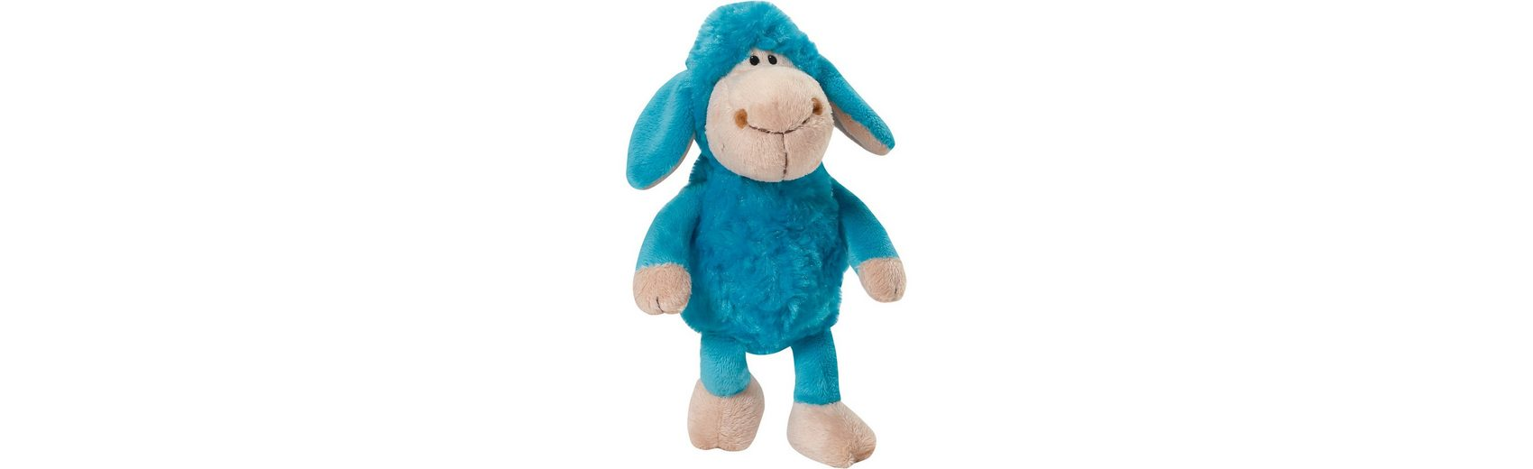 NICI Jolly Mäh Schlenker blau 20cm (39259)