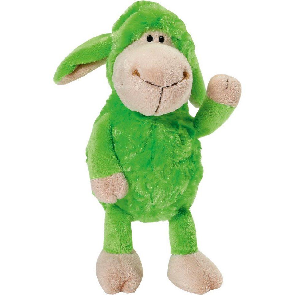 NICI Jolly Mäh Schlenker grün 20cm (39260)