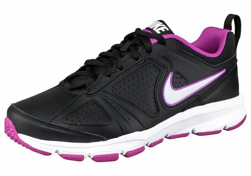 Nike »T-Lite XI SL« Walkingschuh in schwarz-weiß