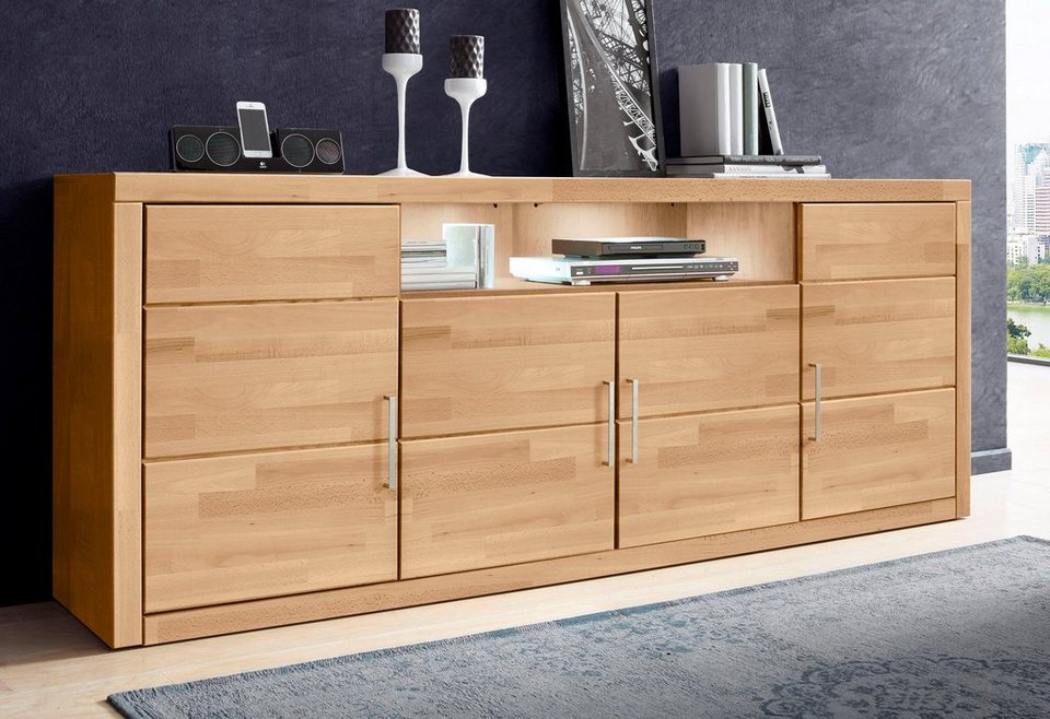 places of style sideboard breite 200 cm kaufen otto. Black Bedroom Furniture Sets. Home Design Ideas