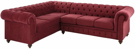 Premium collection by Home affaire Chesterfield-Sofa »Chesterfield«