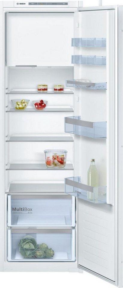 Bosch Einbau-Kühlautomat KIL82AF30, Energieklasse A++, 177 cm hoch, FreshSense