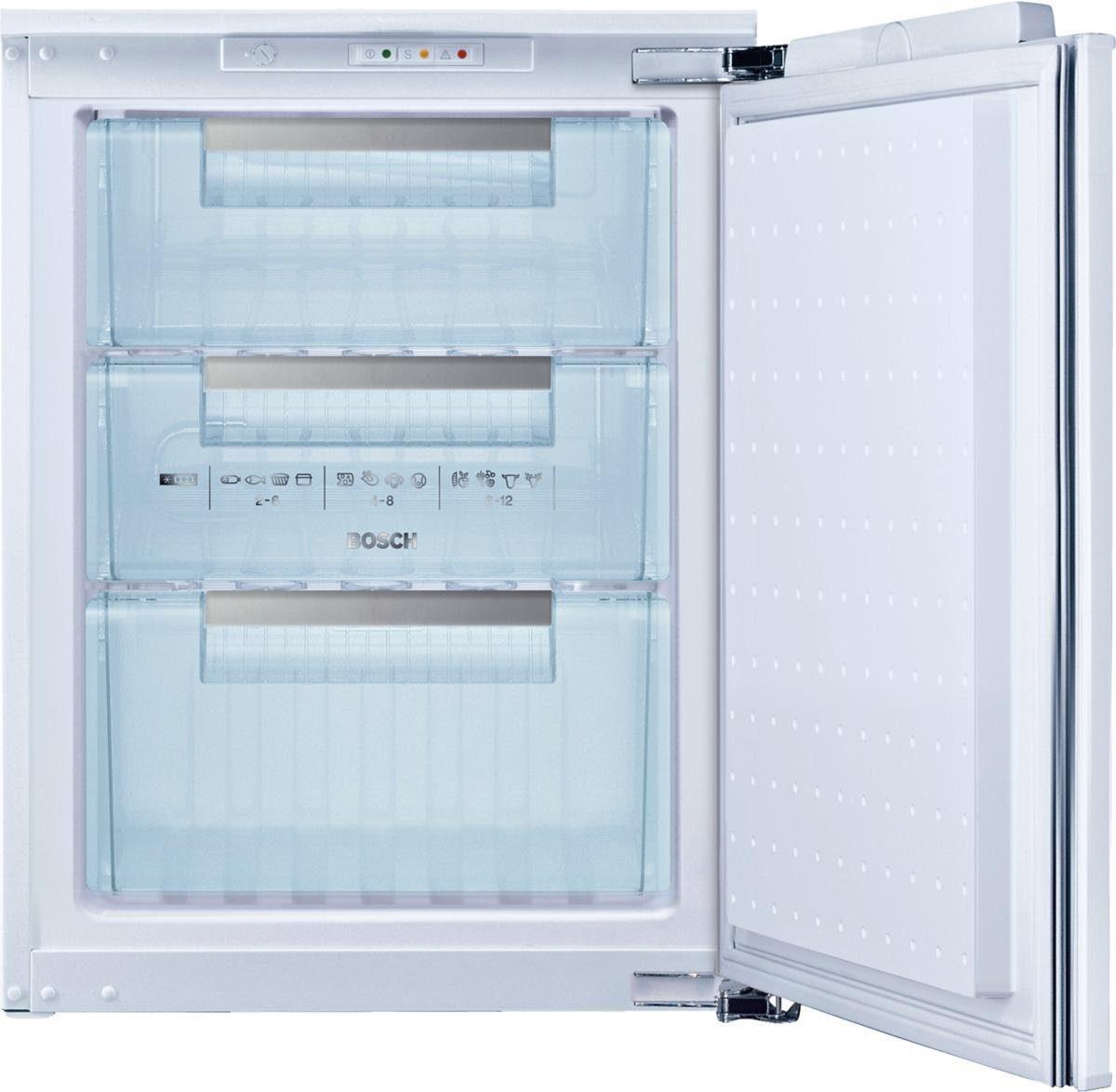 Bosch Einbau-Gefrierschrank GID14A50, Energieklasse A+, 72 cm hoch