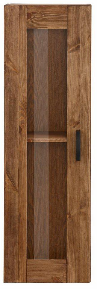 Home affaire Hängeschrank »Brooklin« mit Holz- oder Glastür